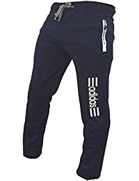 Star Face Collection Men's Sports Lower Blue