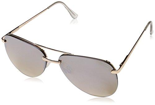 Quay Eyewear Australia Unisex Sonnenbrille 1556, Gr. One size (Herstellergröße: One Size), Schwarz