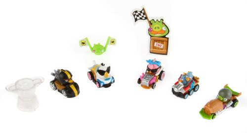 Image of Hasbro Angry Birds Go Mega Mayhem Pack