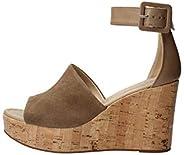 Sandalo da Donna NeroGiardini in Pelle Tabacco o Castoro E012411D. Scarpa dal Design Raffinato. Collezione Pri