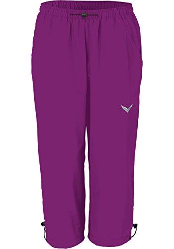 Trigema - Pantalon De Sport Homme Violet - Framboise