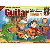 Progressive Guitar For Young Beginners Book 1
