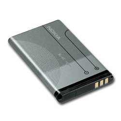Batterie d'origine Nokia BL-4C pour 8208, C1–00, C2–05, N91, X2860mAh Li-Ion Bulk Suit compatibilita