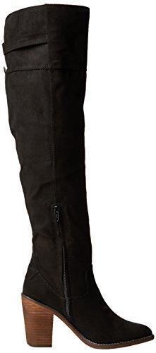 Dorothy Perkins 19945610, Stivali sopra il ginocchio Donna Nero (Black)