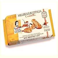 Matilde Vicenzi Millefoglie D'Italia Cannella Puff Pastry Stick with Cinnamon, 125g