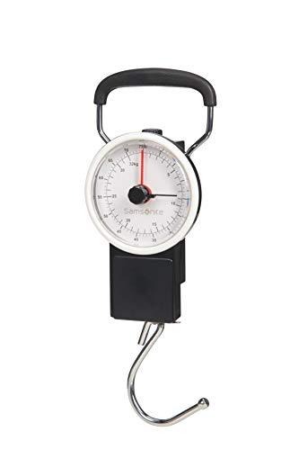 SAMSONITE Global Travel Accessories - Manual Bilancia pesa valigie 16 centimeters 1 Nero (Black)