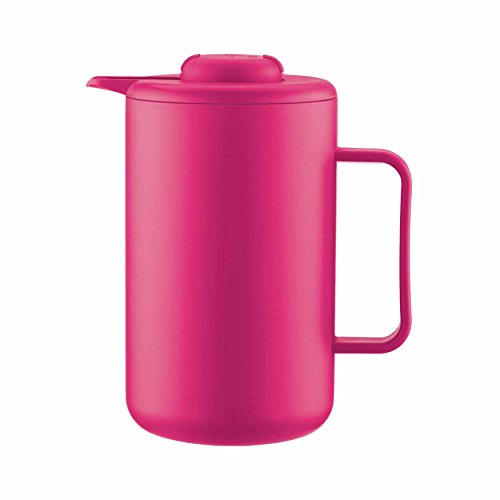 Bodum Bistro Thermo Kanne, 1 l, Pink - Bodum Thermo