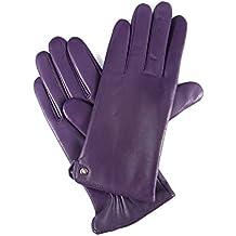 eca90f0ad2b2b7 Suchergebnis auf Amazon.de für  damen lederhandschuhe lila