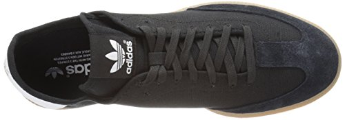 Adidas Originals Samba Mc Lifestyle Soccer-style Indoor Sneaker, Core noir / blanc / métallique / o Black / White / Gold