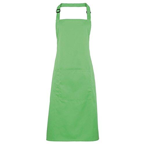 Premier Workwear Colours Bib Apron with Pocket, Top Donna Mela
