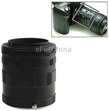 eForChina Extension Ring for Nikon (Black)