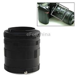 Extension Ring for Nikon(Black)