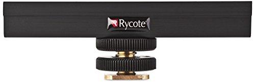 Rycote 037303 Verlängerungsschiene für Blitzschuh, 10cm Rycote Hot Shoe