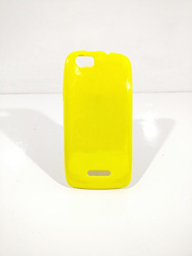 iCandy™ Colorfull Thin Soft TPU Back Cover For Xolo Q700S - Parrot  available at amazon for Rs.109