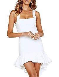 b96c194e18f1 Suchergebnis auf Amazon.de für: weisse abendkleider: Bekleidung