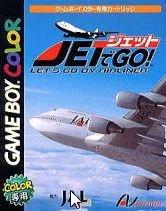 GO at JET! (japan import) Gameboy Color Japan-import
