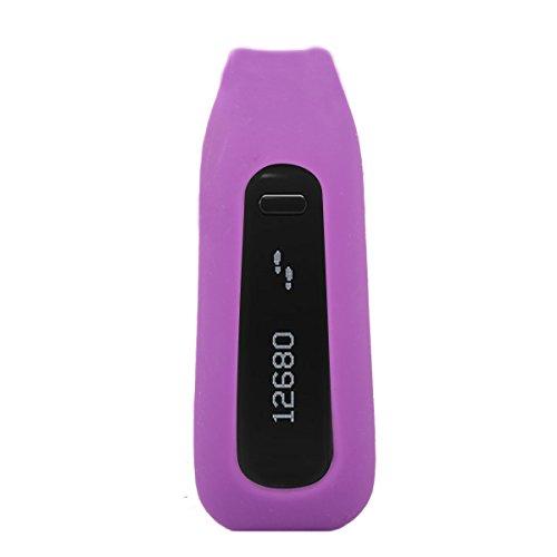 TOMALL Ersatz Clip Halterung für Fitbit One, violett
