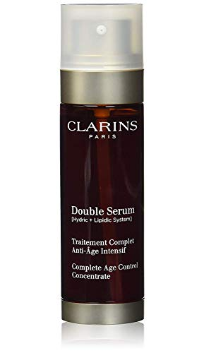 CLARINS DOUBLE Serum komplette Behandlung Antifalten  intensiv 50 ml