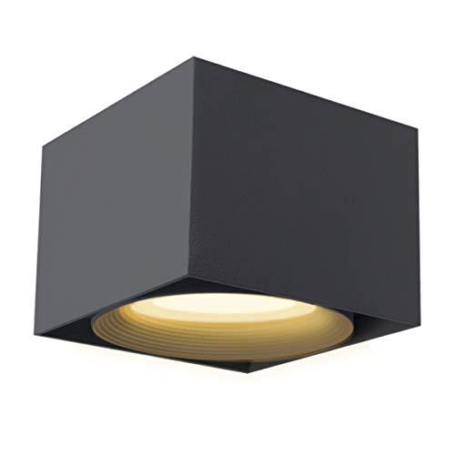 LANBOS 10W Lámpara de techo LED