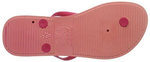 Lunar Rio Fem, Chaussures de Plage et Piscine Femme Rose - Pink (Pink 20784)