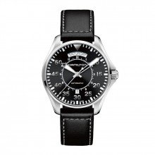 Hamilton KHAKI AVIATION PILOT DAY DATE AUTO