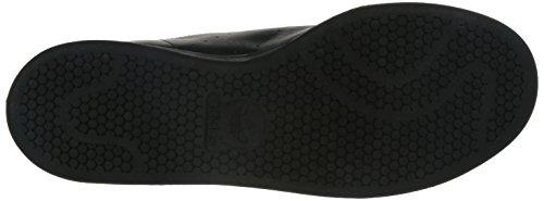 adidas Herren Stan Smith Sneaker Schwarz (Core Black/Core Black/Gold Met.)