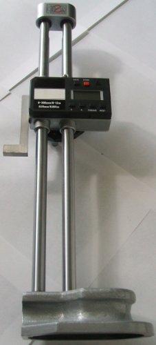 MEDIDOR DE ALTURA DIGITAL (DOBLE HAZ  0 - 300 MM)