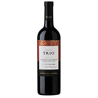 Concha-y-Toro-Trio-Reserva-Cabernet-SauvignonShirazCabernet-Franc-2017-trocken-075-L-Flaschen