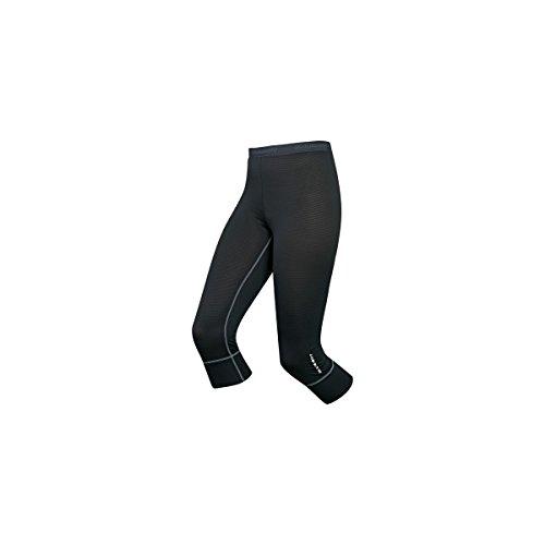 Mammut Damen Hose Go Active Pants 3/4 Women, Black, XS - Go Active Pants
