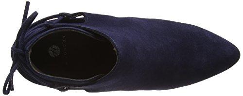 H.D. Hudson Mfg Co. Minka, Bottes Femme Bleu (Navy)