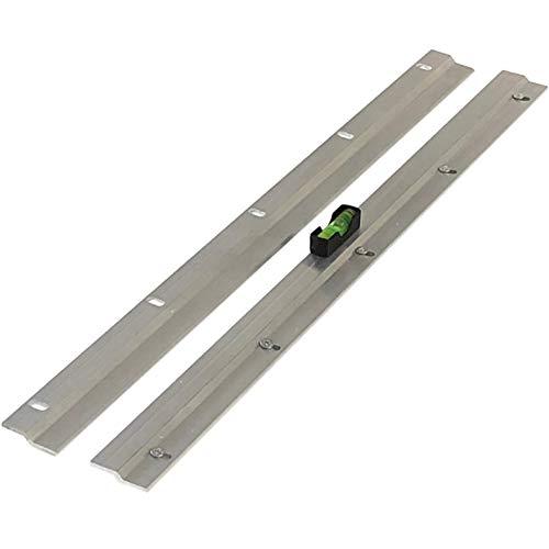 Heavy Duty Bild & Spiegel Aufhänger Z Bar 450mm 45,7cm -