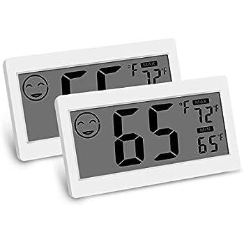 TFA Dostmann 30.2017.01 Digital Thermometer Black