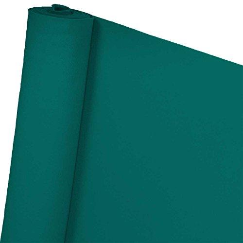 HaGa® Filz Bastelfilz Filzstoff Dekostoff Stoff 1,5m Br. (Meterware) dunkelgrün