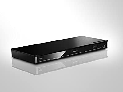 Panasonic DMP-BDT180EB 3D Smart Blu-Ray Player - Black