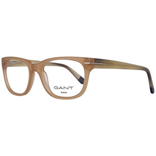 GANT Damen Brille Ga4058 059 52 Brillengestelle, Creme,