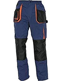 Pantaloni da Lavoro multitasca Extra Resistenti Uomo Colori Diversi Emerton/® Stile Cargo