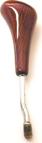 Preisvergleich Produktbild URO Teile sk-126z89 Zebrano Holz Shift Knob