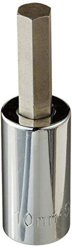 SK HANDWERKZEUG 414301/2Antrieb Hex Bit Socket, 10mm, chrom (Hex Tool Sockets)