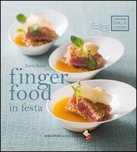 Finger food in festa