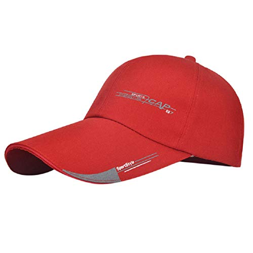 Barlingrock Unisex Erwachsene verstellbare Angeln Cap Cap Bestickte Baseballmützen Reversible Cloche Hut