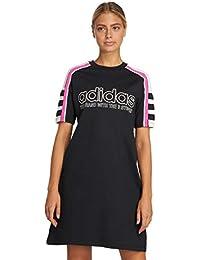 Adidas EQT W Kleid Weiß, Gr. 36: Bekleidung