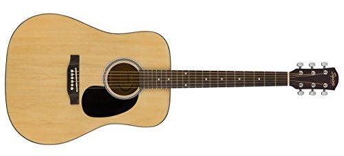 Squier by Fender SA-150 Dreadnought Guitare Acoustique pour Débutant
