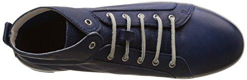 Blackstone - Jm03, Pantofole a Stivaletto Uomo blu (navy)