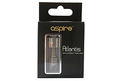 Aspire Atlantis Glastank 5 ml - Atlantis Clearomizer - Original Aspire von Aspire