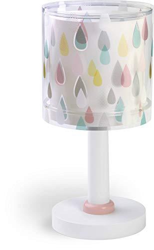 Dalber Color Rain, Sobremesa Gotas de lluvia de color, E14, Multicolor