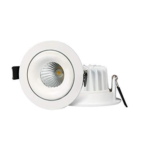 Philips 919215850504 7-Watt COB LED Spot Plus (Warm White)