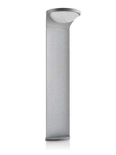 Philips Luminaire Extérieur Borne Dusk LED Gris