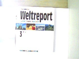 Harenbergs Weltreport Länder Städte Reiseziele Band 1-3 komplett