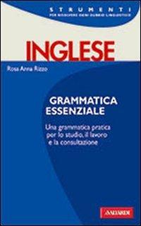 Inglese. Grammatica essenziale
