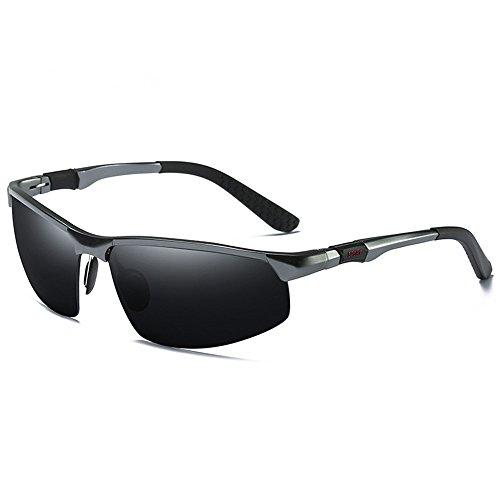 Polarisierte Herren Sonnenbrille Polarisierte Outdoor Sportbrille 100% UV400 Schutz Fahren Sonnenbrille
